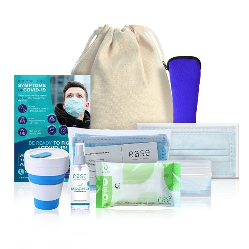 personal hygiene pack for covid situation